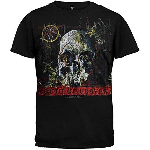 Slayer - Mens South Of Heaven T-shirt