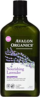 product image for Avalon Organics Shampoo, Nourishing Lavender, 11 Oz