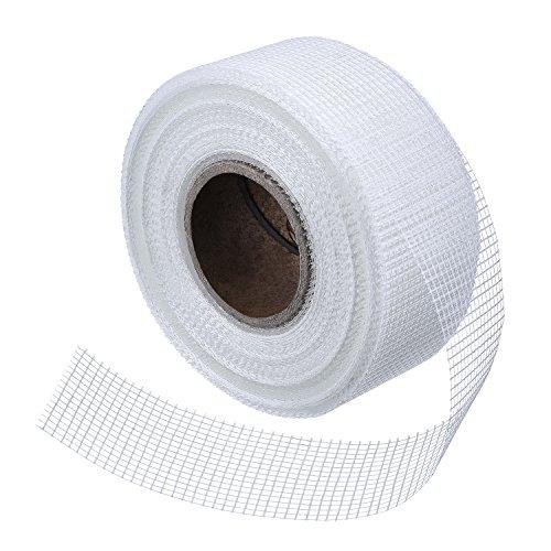 Adhesive Drywall Tape : Outus self adhesive drywall repair fabric fiberglass