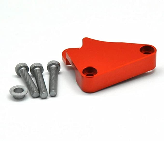 V PARTS - 38123/54 : Protector bomba embrague naranja: Amazon.es: Coche y moto