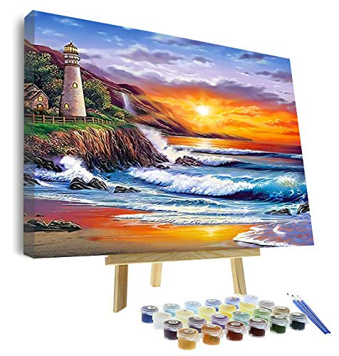 adult paint by numbers frame - 4