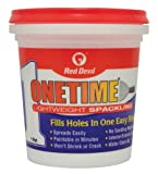 Onetime Spackling Compound (0548) Pint