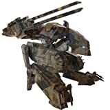 METAL GEAR SOLID MG REX (metal gear Rex) (ABS &PVC &POM made of pre-painted action figure)