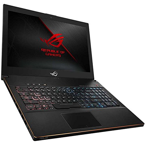"ASUS ROG Zephyrus M (GM501GS-XS74) 15.6"" Ultra Slim Gaming Laptop, 144Hz IPS-Type..."