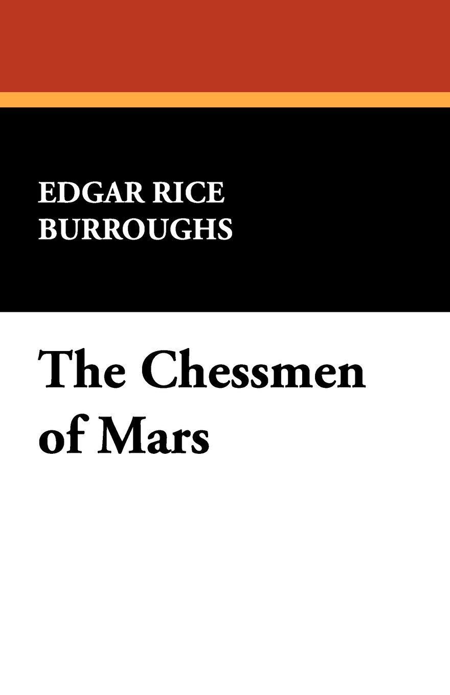 Read Online The Chessmen of Mars PDF