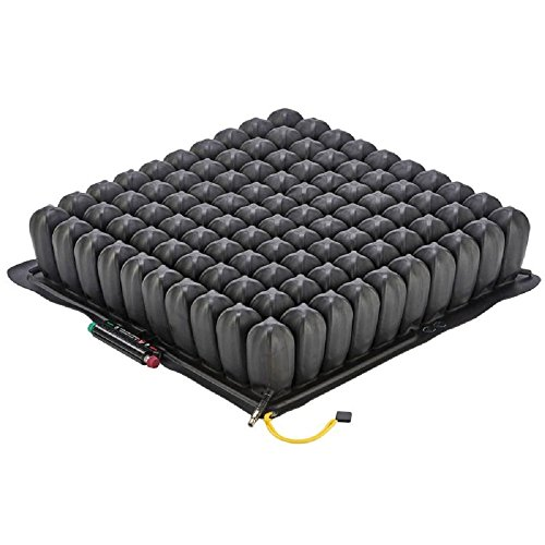 Roho Quadtro Select High Profile Seating and Positioning Wheelchair Seat Cushion 18x18 QS1010C (Cushion Quadtro)