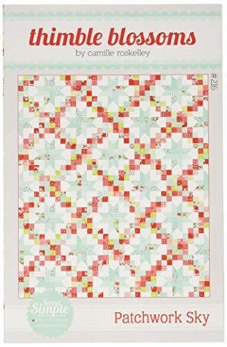 216 Patchwork Sky Pattern ()