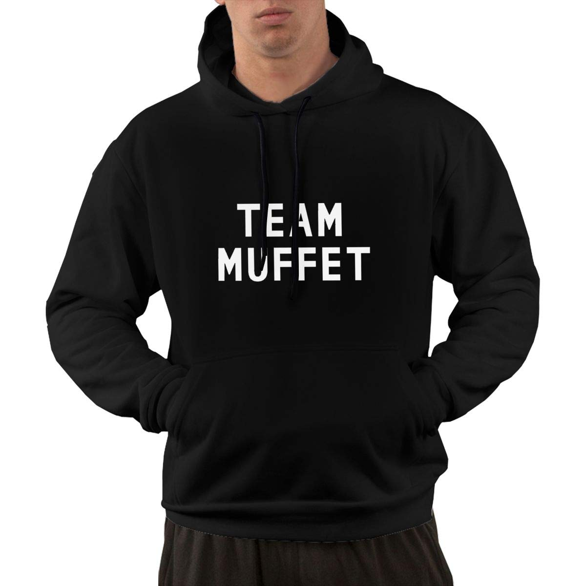 VANMASS Men Team Muffet Long Sleeve Pullover Hoodies Sweatshirts