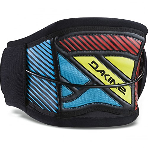 Dakine Men's Hybrid Renegade Kite Harness, Neon Blue, M by Dakine