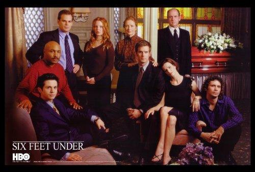 Six Feet Under Poster TV D 27x40
