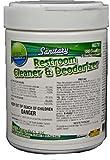 Aqua ChemPacs AQ731 Sanitary Restroom Cleaner and Deodorizer, 0.32-Ounce (100 Count)