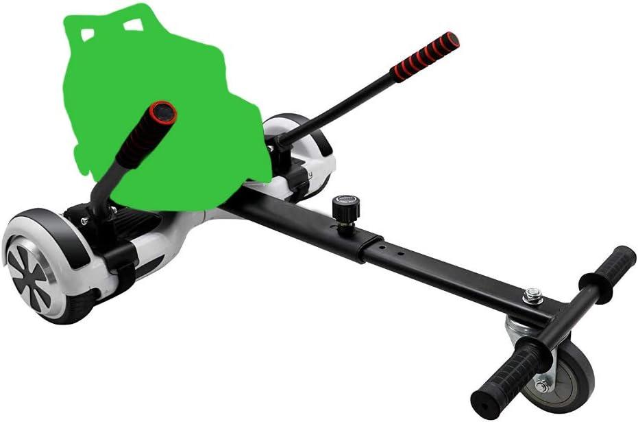 BAYZONN Silla Patinete Electrico Kart Hoverboard Hoverkart Compatible Todas Las Medidas (Verde): Amazon.es: Deportes y aire libre