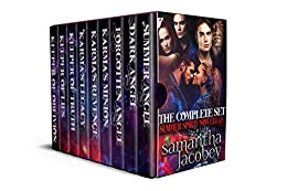 The Complete Set - Summer Spirit Novellas 1 - 9 by [Jacobey, Samantha]