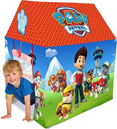info for 6d5dd 06958 Paw Patrol Kids Indoor & Outdoor Play Tent House (Multicolor)