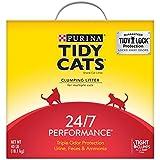 Purina Tidy Cats 24/7 Performance Clumping Cat Litter - 40 lb. Box