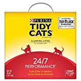 Purina Tidy Cats 24/7 Performance Clumping Cat Litter - 40 lb. Box