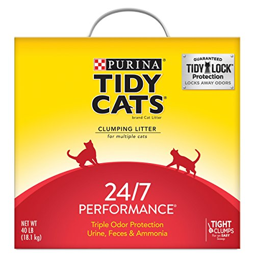 Purina Tidy Cats 24/7 Performance Clumping Cat Litter by Purina Tidy Cats