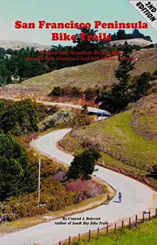 San Francisco Peninsula Bike Trails  32 Road and Mountain Bike Rides  Through San Francisco and 943c8cef0