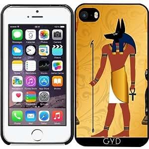 Funda para Iphone SE - Anubis, Egipcio Antiguo by nicky2342