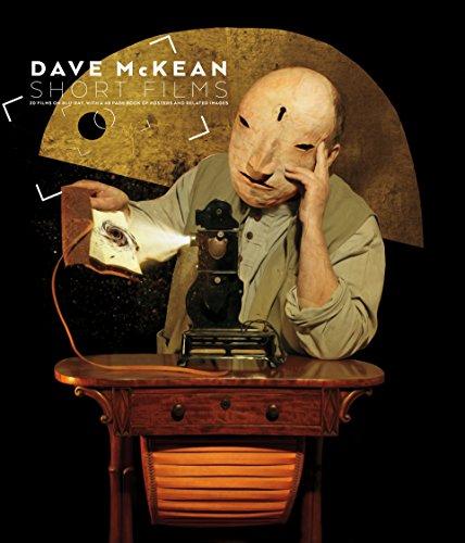 Dave McKean Short Films (Blu-ray + Book) [McKean, Dave] (Tapa Dura)