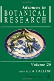 Advances in Botanical Research, , 0120059207