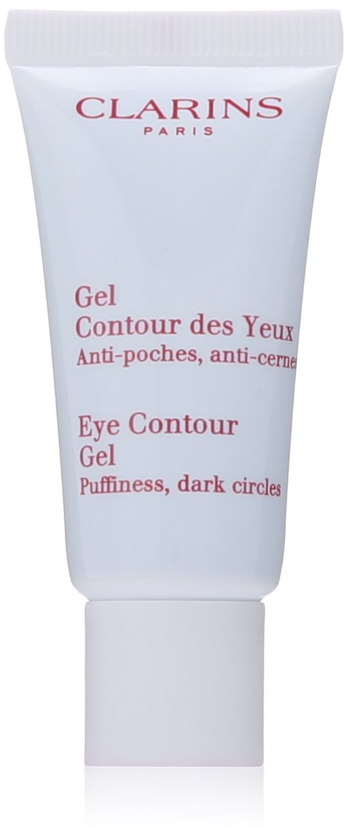 Clarins New Eye Contour Gel for Unisex, 0.7 Ounce