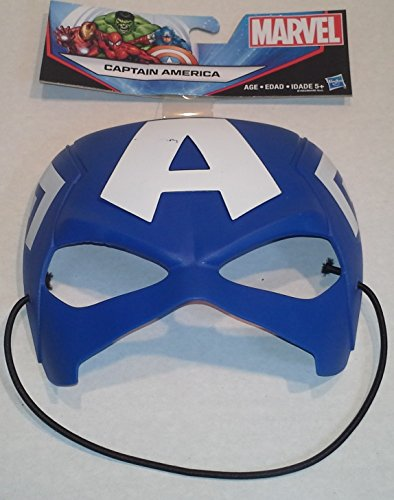 (Marvel Captain America Movie Roleplay Mask by Hasbro)