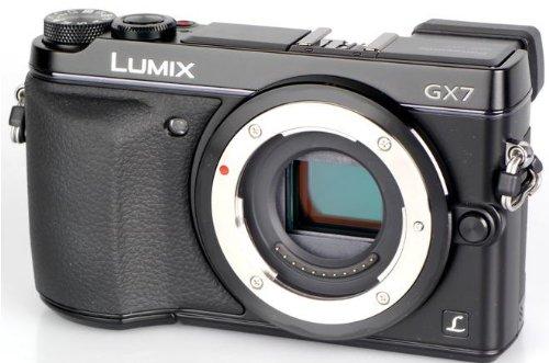 Panasonic LUMIX GX7 DMC-GX7K DMCGX7K 16.0 MP Mirrorless Micr