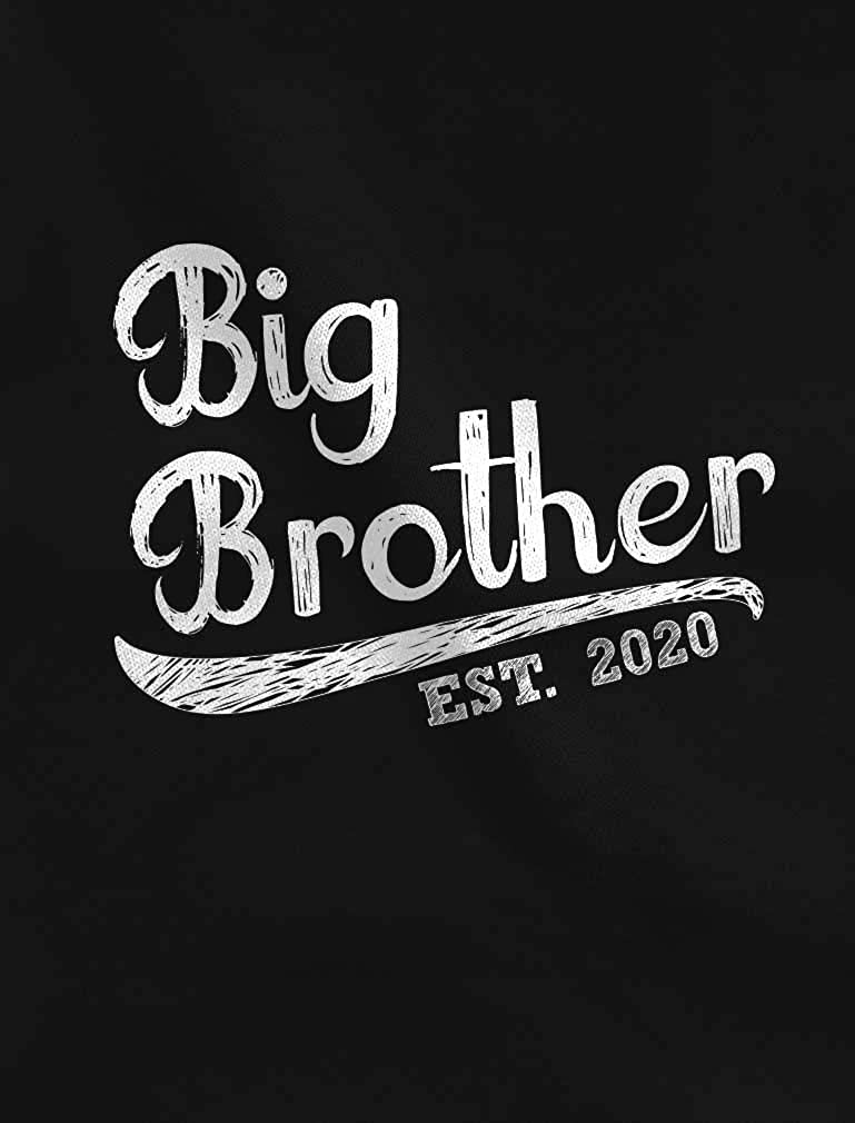 Tstars Sibling Shirts Set for Big Brother and Little Brother 2020 Boys Matching Outfit