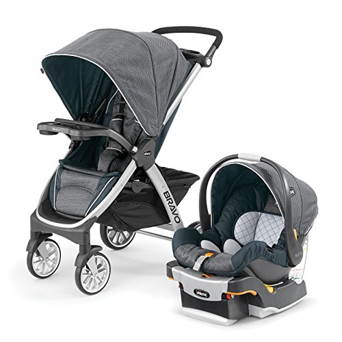 Chicco Carriola Bravo Travel System Poetic