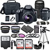 Canon EOS Rebel T6 DSLR Camera Bundle with Canon EF-S 18-55mm f/3.5-5.6 IS