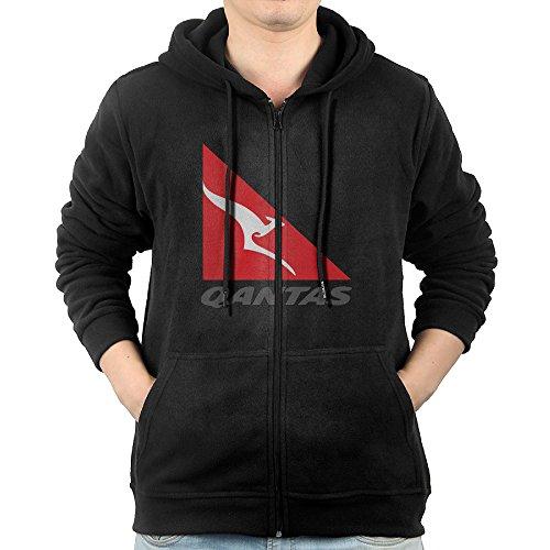 men-qantas-airline-logo-kangaroo-zipper-hoodie-black-sweatshirt-with-pockets-xx-large