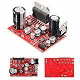 DC 12V TDA7379 38W+38W Stereo Amplifier Board W/ AD828 Preamp Super Than NE5532 - Arduino Compatible SCM & DIY Kits