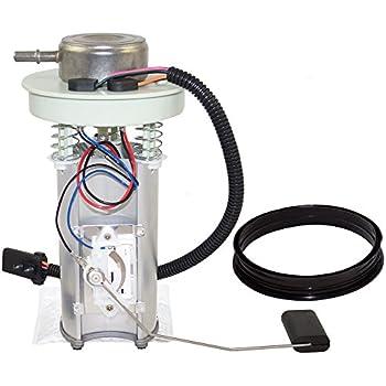 E7128MN Fuel Pump Assembly w// Sending Unit For 2000-2003 Dodge Dakota Quad Cab
