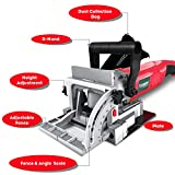 AOBEN 8.5 Amp Biscuit Cutter Plate Joiner With