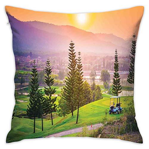 (HIPGCC Sofa Throw Pillow Case Cushion Cover 18