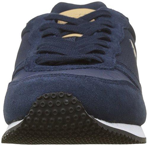 Sport Sneaker Dress Sportif Bleu Blue Alpha Dress Blau Le Herren Coq Blue wgHq4WI