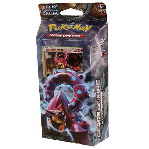 Pokemon Gears Volcanion Steam Siege product image