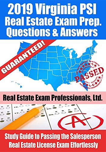 Buy book to study for real estate exam