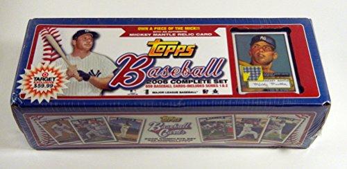 2006 Topps Baseball Factory Set (659) Target