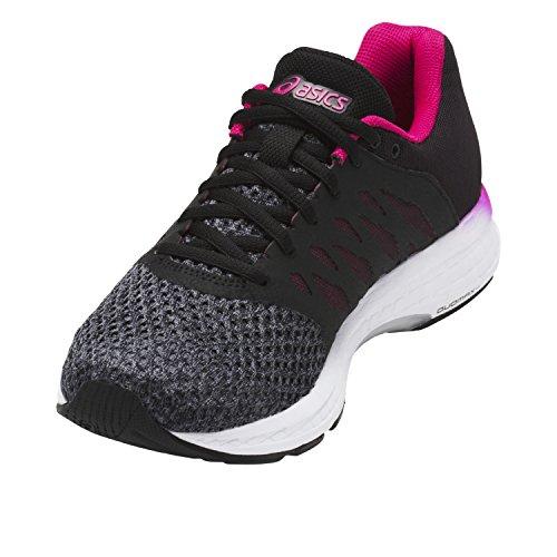 Asics Gel-Exalt 4, Zapatillas de Entrenamiento para Mujer Negro