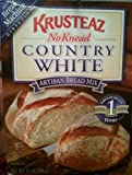 Krusteaz, Country White Bread Mix, 14oz Box (Pack of 6)