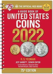 2022 Stater 3 Coin Collection of Indian Penny, Buffalo Nickel and Steel Cent with Red Book Guide to Coins 75th