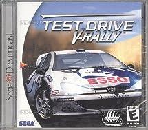 Test Drive V-Rally - Sega Dreamcast