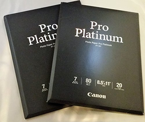 Pro Platinum Photo Paper - 4