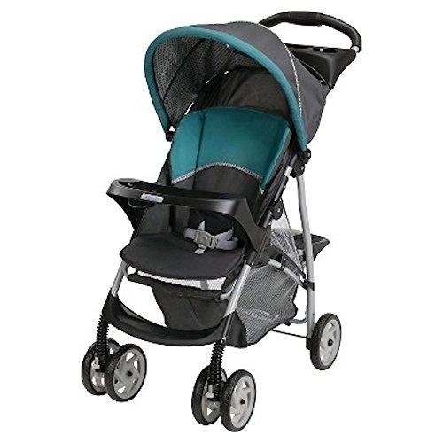 Elite Single Baby Stroller Pram, Lightweight / Sturdy, Plastic / Metal, Dragonfly