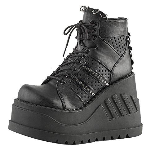 Demonia - Defining Alternative Footware , chaussures compensées femme