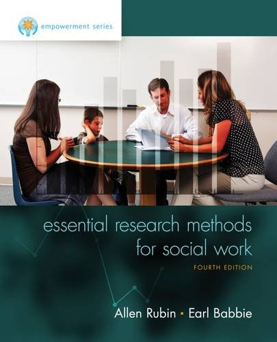 Essential Research Meth.F/Social Work
