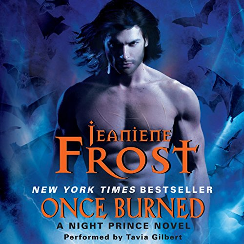 Once Burned: A Night Prince Novel, Book 1 cover