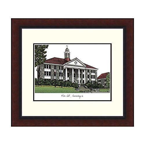 Campus Images NCAA James Madison University Legacy Alumnus Frame by Campus Images